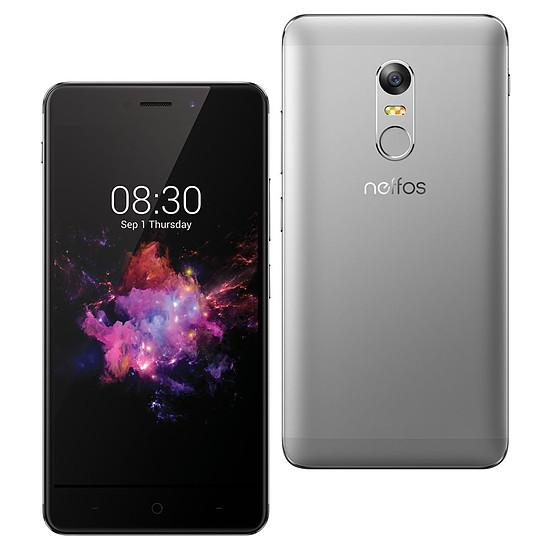 Smartphone et téléphone mobile Neffos X1 Max (gris) - 32 Go - 4G
