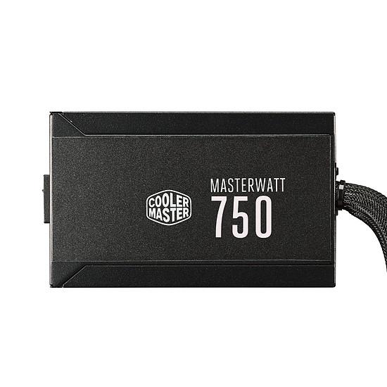 Alimentation PC Cooler Master MasterWatt 750 - Autre vue