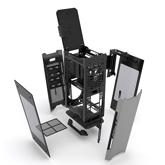 Boîtier PC Phanteks Enthoo Evolv Shift Anthracite - Autre vue