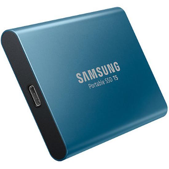 Disque dur externe Samsung SSD externe T5 - 500 Go