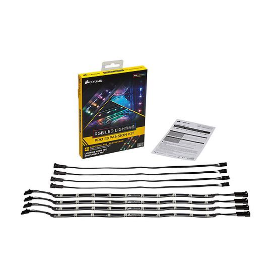 Rhéobus Corsair RGB LED Lightning PRO Expansion Kit