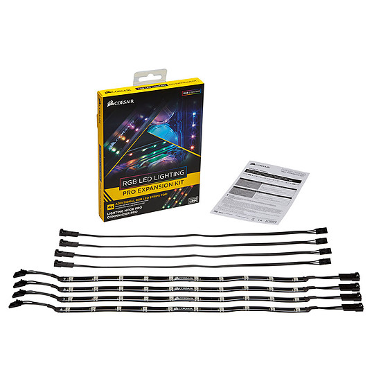 Rhéobus Corsair RGB LED Lightning PRO Expansion Kit - Autre vue