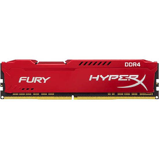 Mémoire HyperX Fury Red DDR4 1 x 16 Go 2666 MHz CAS 16