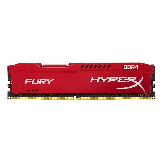 Mémoire HyperX Fury Red DDR4 1 x 8 Go 2666 MHz CAS 16