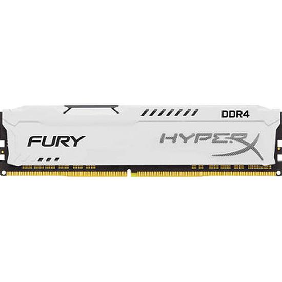 Mémoire HyperX Fury White DDR4 1 x 16 Go 2666 MHz CAS 16