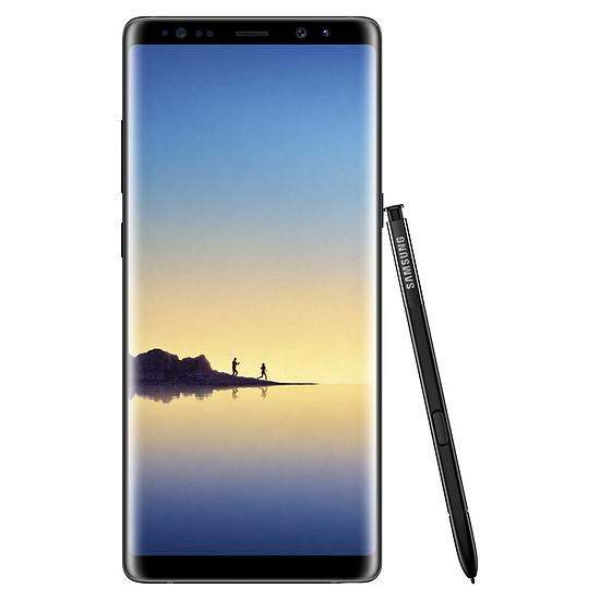 Smartphone et téléphone mobile Samsung Galaxy Note 8 (noir) - 6 Go - 64 Go