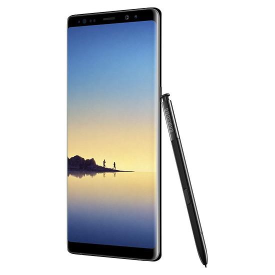 Smartphone et téléphone mobile Samsung Galaxy Note 8 (noir) - 6 Go - 64 Go - Autre vue