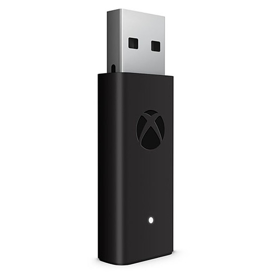 Manette de jeu Microsoft Adaptateur manette sans-fil Xbox pour Windows 10 - Autre vue
