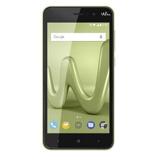Smartphone et téléphone mobile Wiko Lenny 4 (lime) - Dual SIM