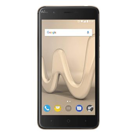 Smartphone et téléphone mobile Wiko Harry (or) - 4G
