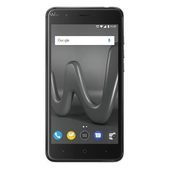 Smartphone et téléphone mobile Wiko Harry (anthracite) - 4G