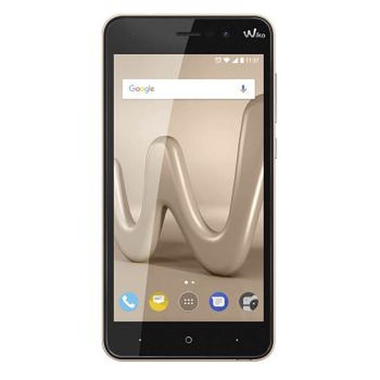 Smartphone et téléphone mobile Wiko Lenny 4 (or) - Dual SIM