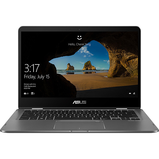 PC portable ASUS Zenbook UX461FA-E1056R - Autre vue