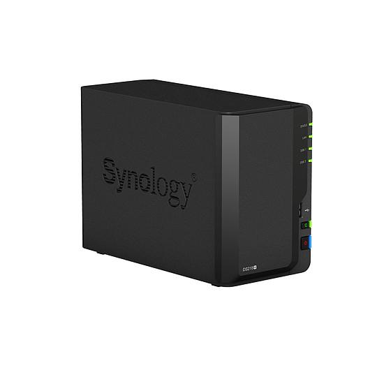 Serveur NAS Synology NAS DS218+ - Autre vue