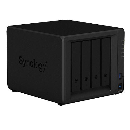 Serveur NAS Synology NAS DS918+ - Autre vue