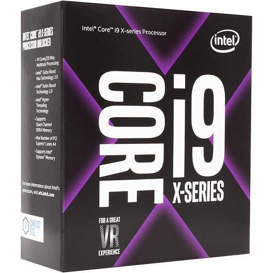 Processeur Intel Core i9 7960X