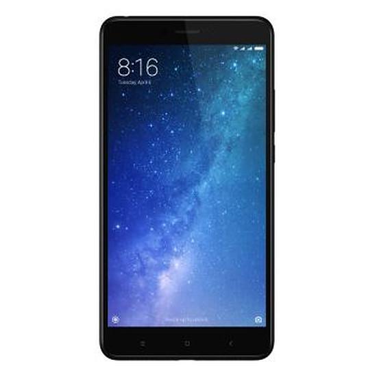 Smartphone et téléphone mobile Xiaomi Mi Max 2 (noir) - 64 Go