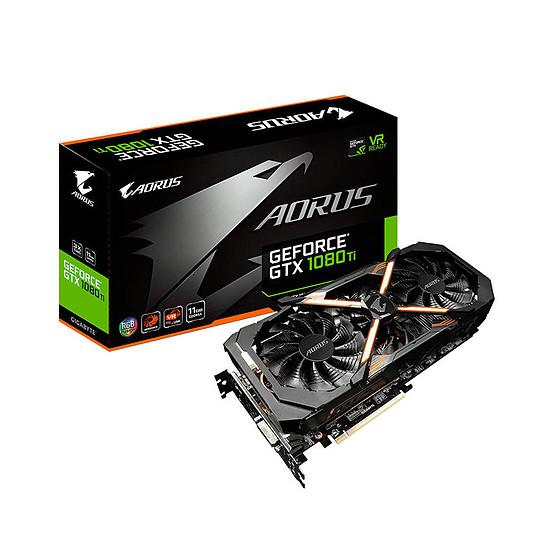 Gigabyte GeForce GTX 1080 Ti AORUS - 11 Go