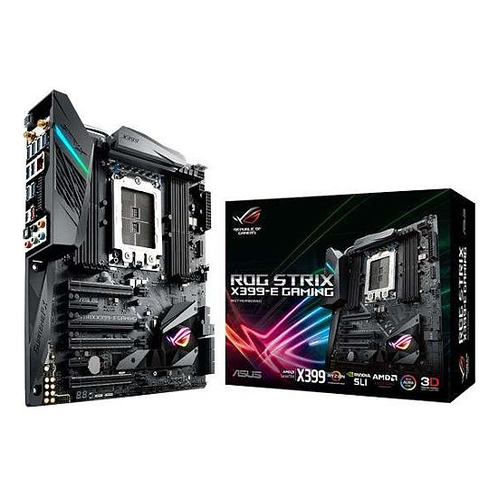 Carte mère Asus ROG STRIX X399-E GAMING