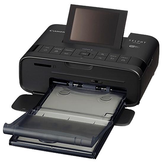 Imprimante jet d'encre Canon SELPHY CP-1300 Noire - Autre vue