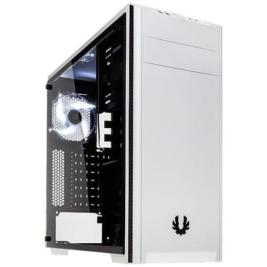 Boîtier PC BitFenix Nova TG - Blanc