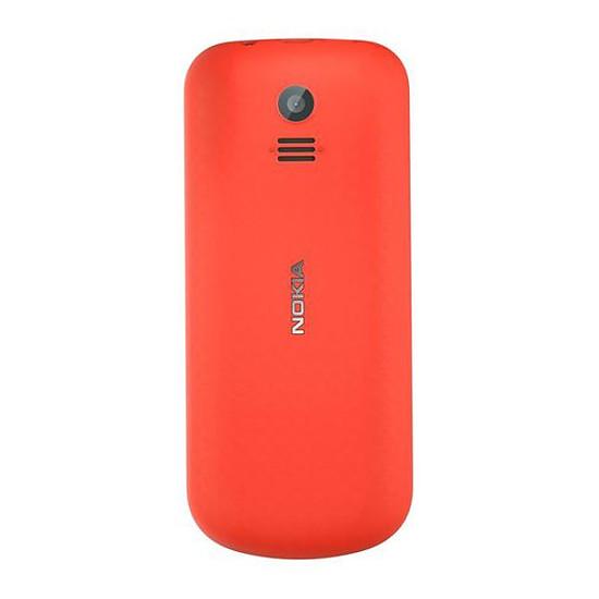 Smartphone et téléphone mobile Nokia 130 (TA-1017) - Double SIM (rouge) - Autre vue
