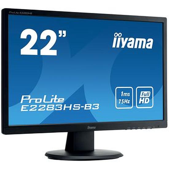 Écran PC Iiyama ProLite E2283HS-B3