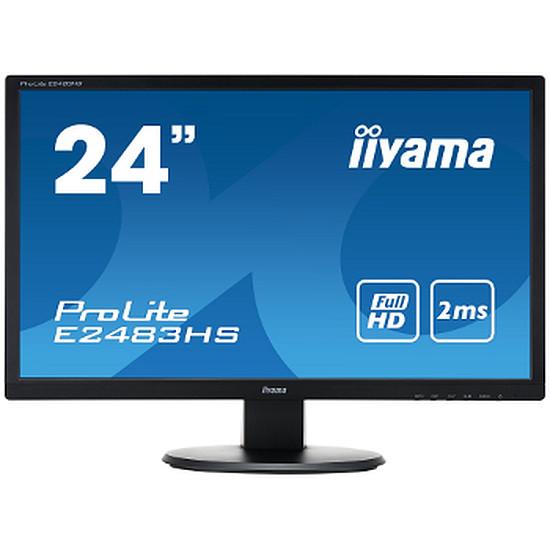Écran PC Iiyama ProLite E2483HS-B3