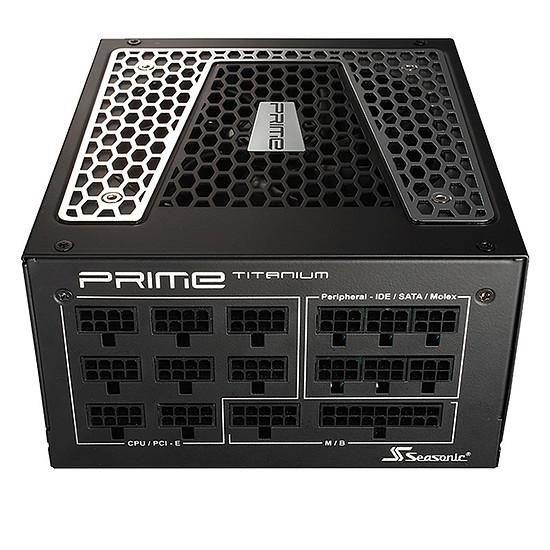 Alimentation PC Seasonic PRIME Ultra 1000 Titanium - Autre vue