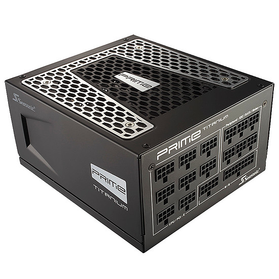 Alimentation PC Seasonic PRIME Ultra 850 Titanium - Autre vue
