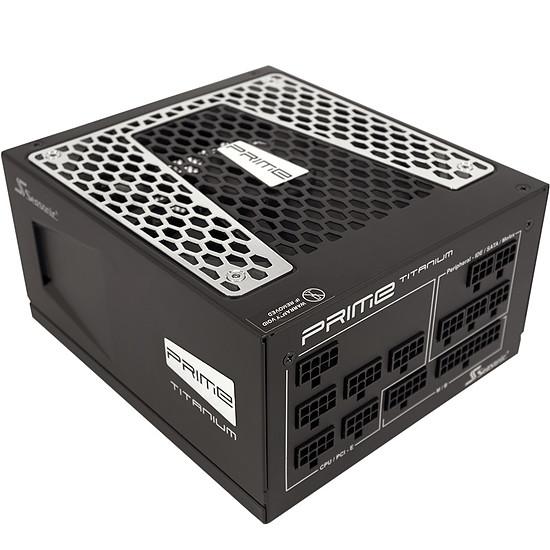 Alimentation PC Seasonic PRIME Ultra 750 Titanium - Autre vue
