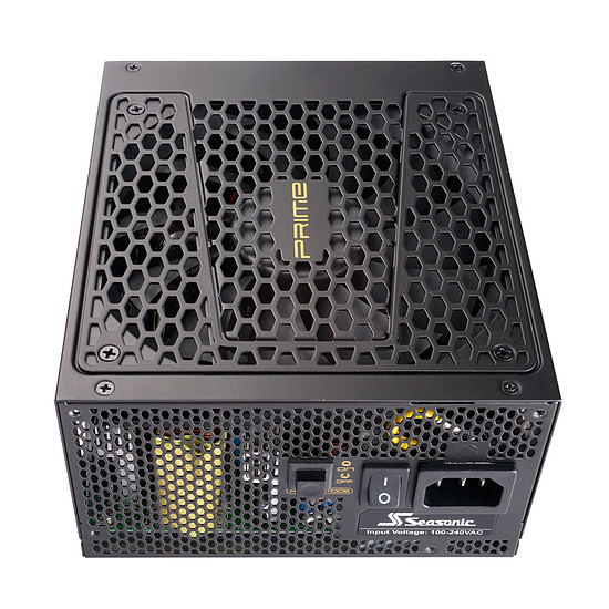 Alimentation PC Seasonic PRIME Ultra 750 Gold - Autre vue