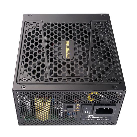 Alimentation PC Seasonic PRIME Ultra 650 Gold - Autre vue