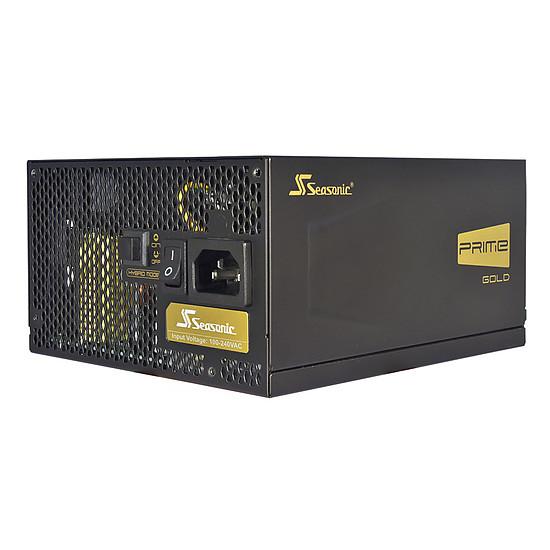 Alimentation PC Seasonic PRIME Ultra 550 Gold - Autre vue