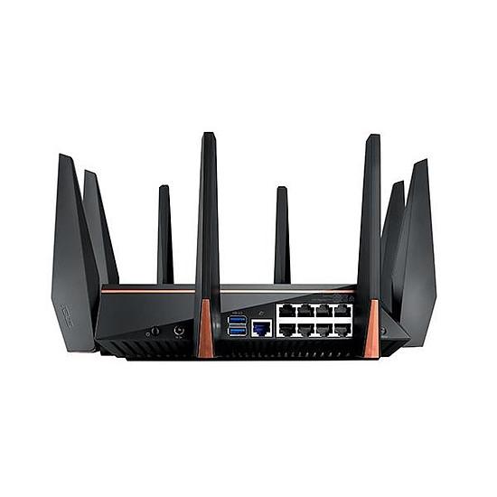 Routeur et modem Asus ROG RAPTURE GT-AC5300 - ROUTEUR WIFI TRI-BANDE - Autre vue
