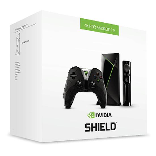 Lecteur multimédia Nvidia Shield TV