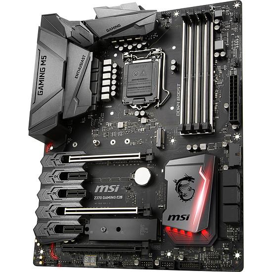 Carte mère MSI Z370 GAMING M5 - Autre vue