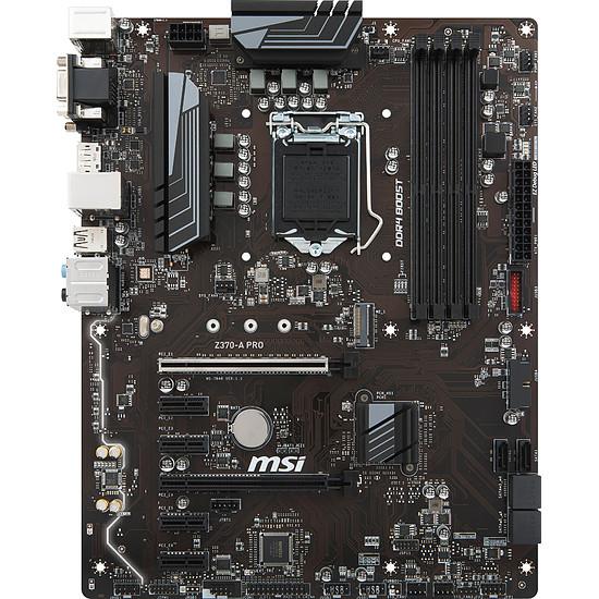 Carte mère MSI Z370-A PRO - Autre vue