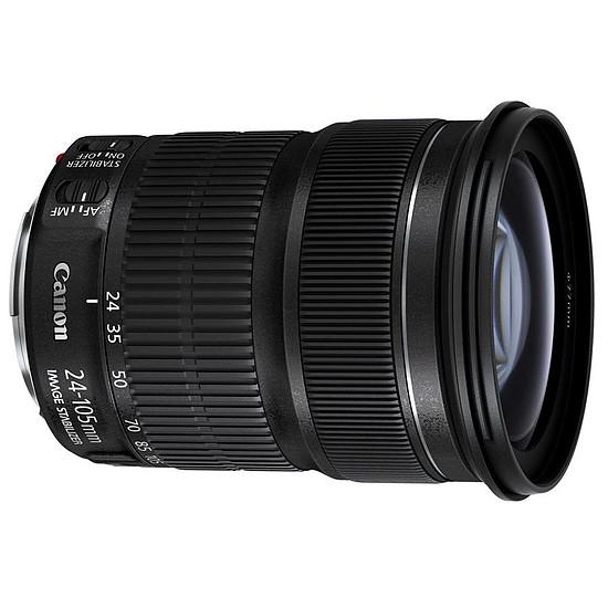 Objectif pour appareil photo Canon EF 24-105mm f/3.5-5.6 IS STM