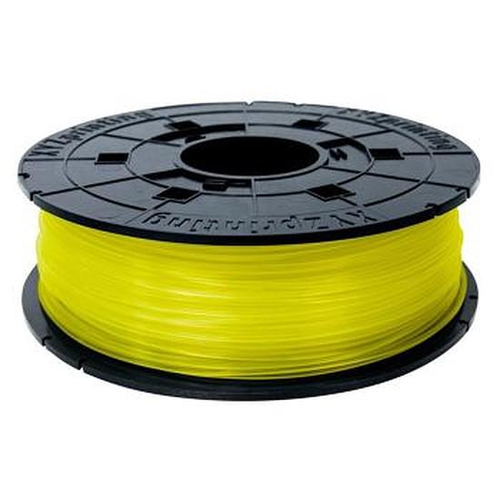 Filament 3D XYZprinting Bobine de filament PLA, 600g, Jaune clair - Junior