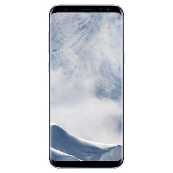 Smartphone et téléphone mobile Samsung Galaxy S8+ (argent polaire) + Gear VR 2017 (R324)