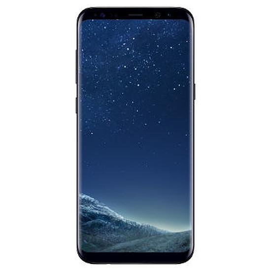 Smartphone et téléphone mobile Samsung Galaxy S8+ (noir carbone) + Gear VR 2017 (R324)
