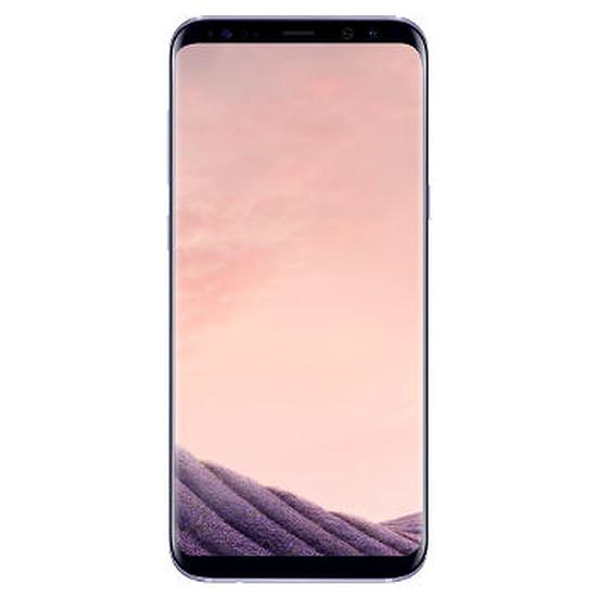 Smartphone et téléphone mobile Samsung Galaxy S8+ (orchidée) + Gear VR 2017 (R324)