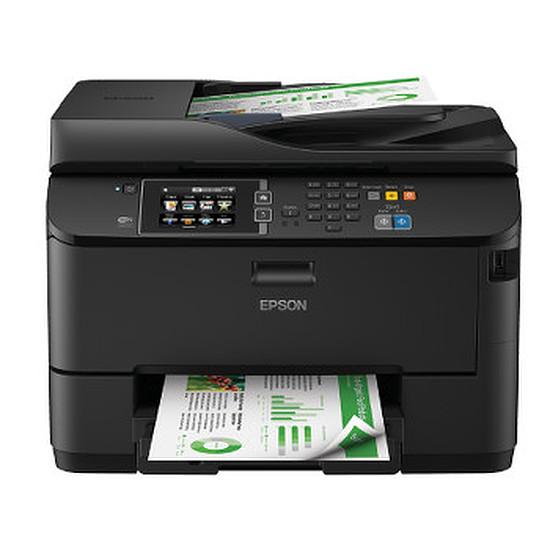 Imprimante multifonction Epson WorkForce Pro WF-4630DWF + Pack 3 couleurs C/M/J