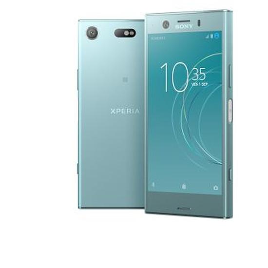 Smartphone et téléphone mobile Sony Xperia XZ1 Compact (bleu)