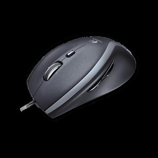 Pack clavier-souris bureautique Logitech K740 + M500 - Autre vue