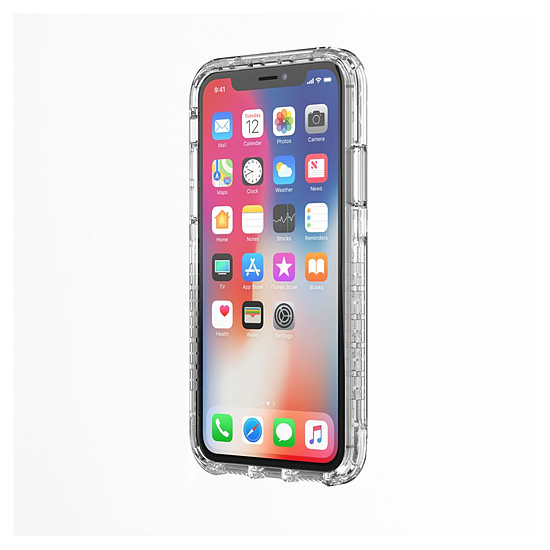 coque griffin survivor transparent pour iphone xs max