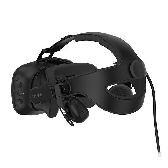 Réalité Virtuelle HTC Kit VIVE + Deluxe Audio Strap - Autre vue