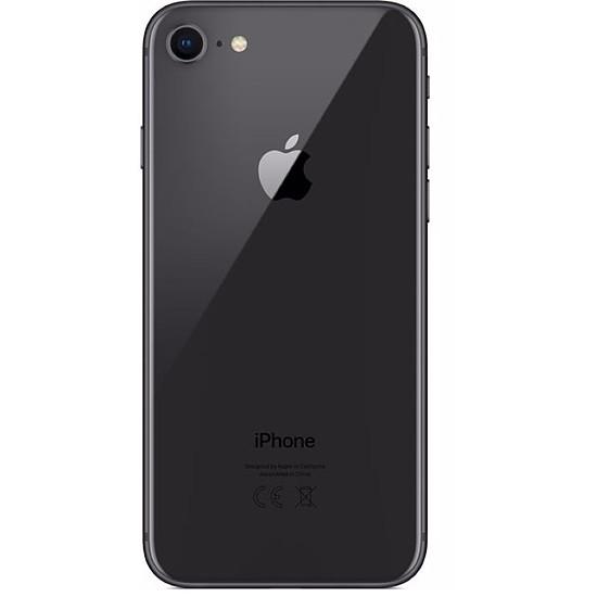 Smartphone et téléphone mobile Apple iPhone 8 (gris sidéral) - 64 Go - Autre vue