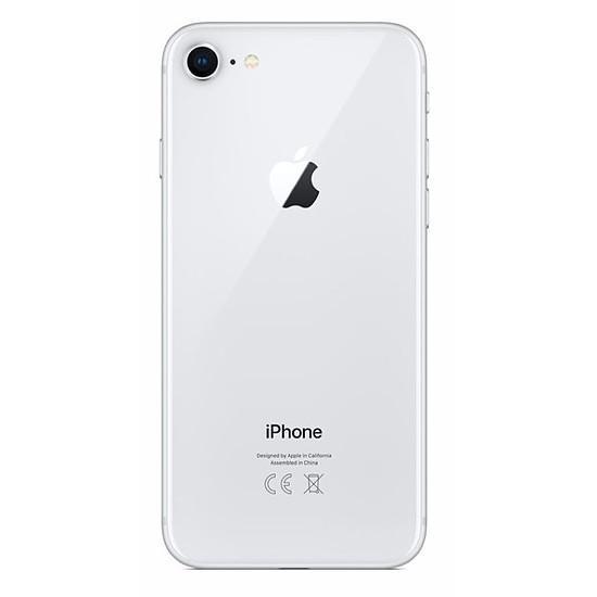 Smartphone et téléphone mobile Apple iPhone 8 (argent) - 256 Go - Autre vue